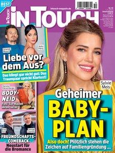 Cover der aktuellen Ausgabe der InTouch